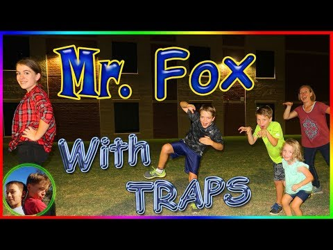 What Time Is It Mr. Fox With Traps & Bonuses! / Steel Kids