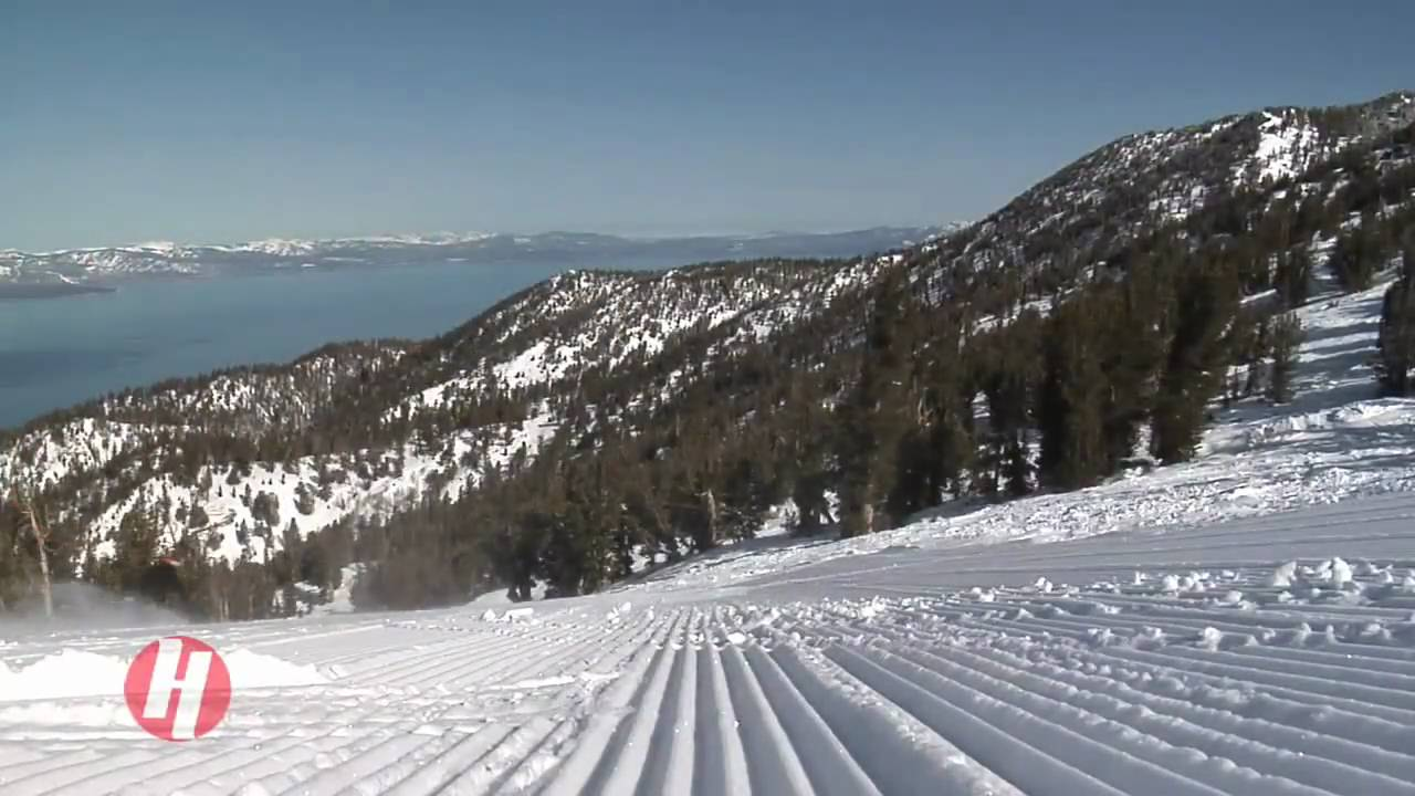 ski heavenly - lake tahoe with world on skis - youtube