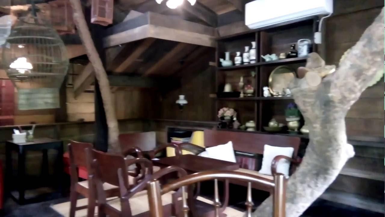 Suasana Adem Makan Di Cafe Rumah Pohon Medan