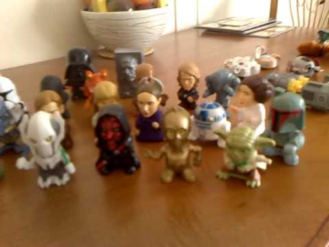 burger king star wars toys for sw film release of attack of the
