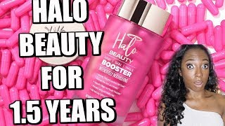 I Took Halo Beauty Vitamins for 1.5 YEARS   What Happens When You STOP Taking HALO BEAUTY