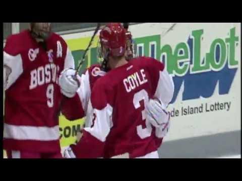 Boston University Hockey Pump Up Video