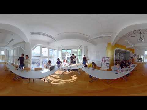 360 Degree Virtual Tour Of Macromedia University Berlin Campus