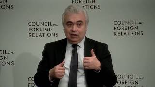 Clip: Fatih Birol on China in the World Energy Market