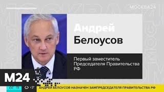 Мишустин поставил задачи новому кабинету министров - Москва 24