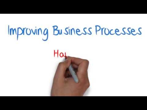 Improving Business Processes - Handoffs