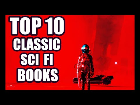 TOP 10 CLASSIC SCI FI BOOKS