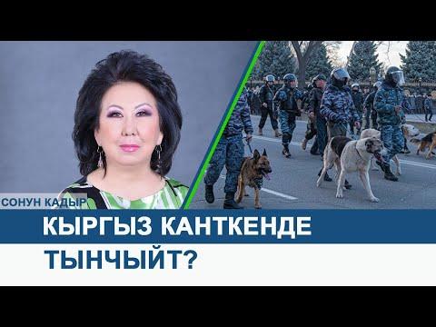 """Сонун Кадыр: """"Кыргызда улуттук идеология өчтү"""""""