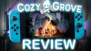 Cozy Grove REVIEW | Animal Crossing But INDIE (Video Game Video Review)