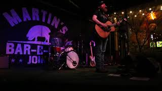Unbroken (Original song written with Creativets) Jesse Wayne Taylor: Live at Martin's BBQ