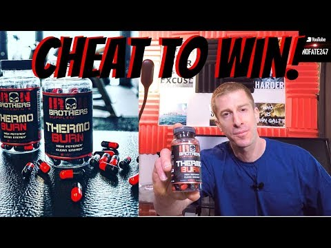 Get Lean In Time For Summer | Thermo Burn By Iron Brothers | Sunday Supplement Review