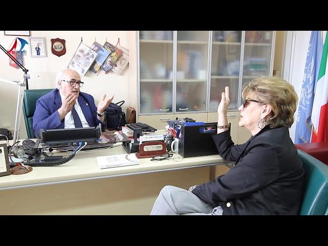 INTERVISTA A  MARIO FERRANTE - DIRETTORE GENERALE AZIENDA OSPEDALIERA CASERTA