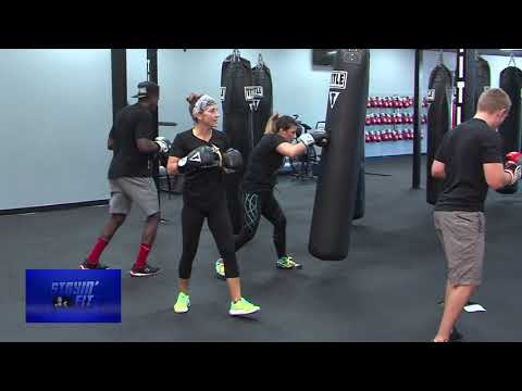 Stayin' Fit - Title Boxing Club - Part 2