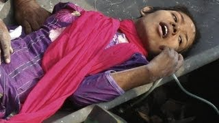 Download Video Bangladesh building collapse: woman rescued after 17 days speaks of ordeal MP3 3GP MP4