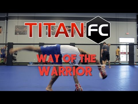 Titan FC 46 - Gleidson Dejesus - Way of the Warrior