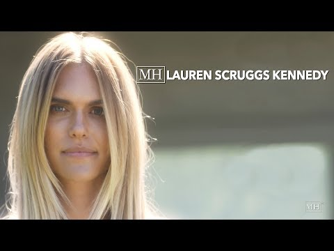 Lauren Scruggs overcame a horrific accident and is now helping others