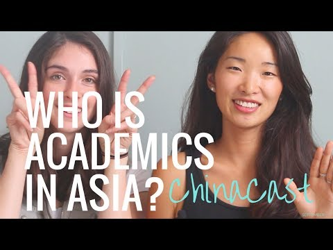 The ChinaCast Vlog: Academics in Asia - Changing Cultures + Facing Your Fears Teaching in China