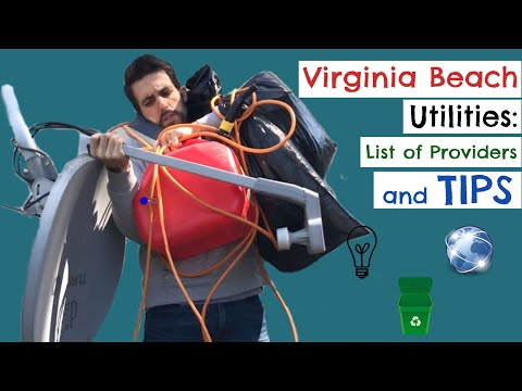 Virginia Beach Utilities: List Of Providers And Tips For A Smooth Move