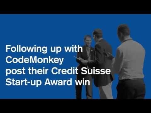 Following-Up With CodeMonkey, Winner of The 2015 Credit Suisse Pitching Ring Award Win