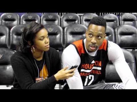 Exclusive Interview Houston Rockets Dwight Howard