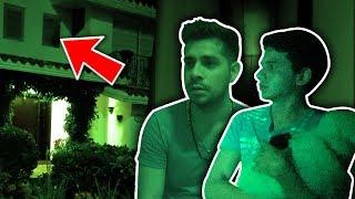 24 hrs en la casa de Carlos Name