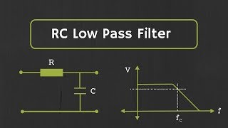 RC Low Pass Filter Explained