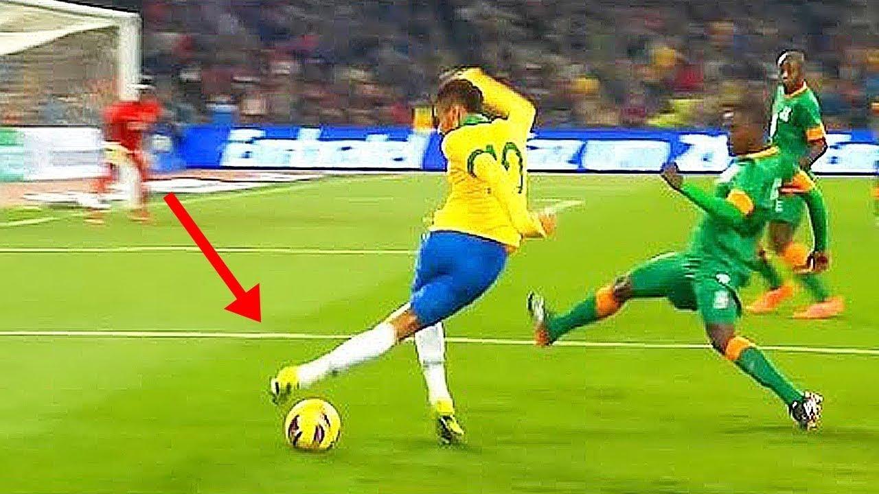 30+ pha rê bóng qua người mãn nhãn của Ronaldo, Messi, Neymar