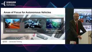 SDC 2017 Session: The Impact of Connecting Cars into the Internet of Things