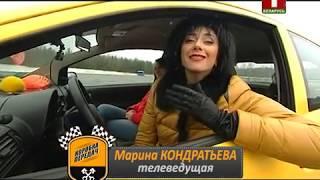 Volkswagen Fox в женском обзоре.  Коробка передач