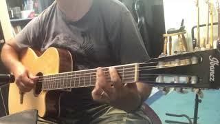 Ibanez AEG7TN-NT classical guitar. Rock N Roll ain't Noise Pollution Classical