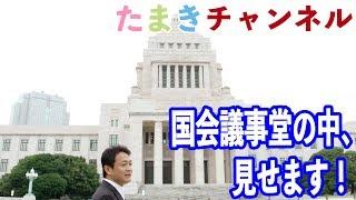 【国会議事堂編①】国会議事堂、紹介します!!