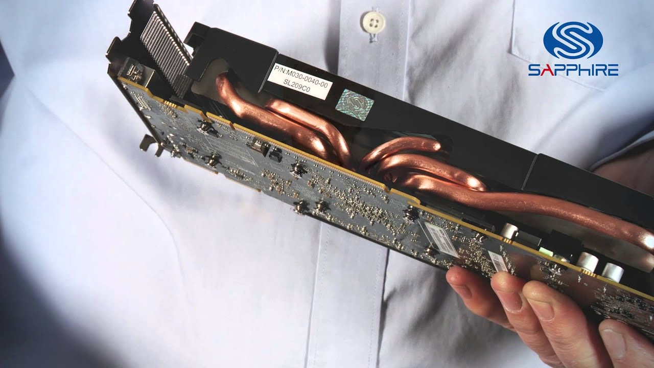 SAPPHIRE AMD Radeon HD 7950 Dual-X BOOST 3GB GDDR5 | Novatech