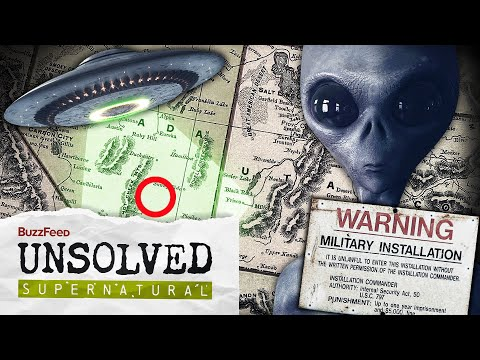 The Hidden Secrets Of Area 51