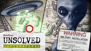 The Hidden Secrets Of Area 51