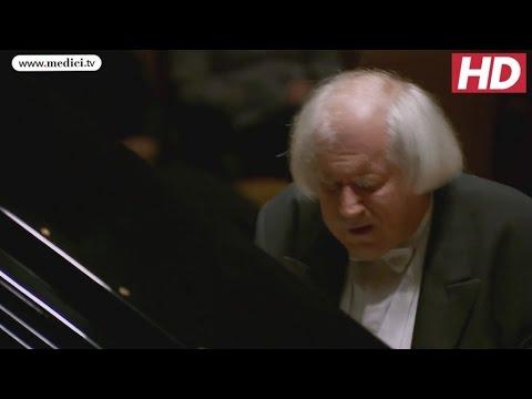 Grigory Sokolov - Schubert, Impromptus Op. 90, No. 3