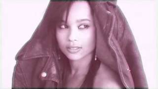 Behind The Scenes: Zoe Kravitz Venus Zine cover shoot