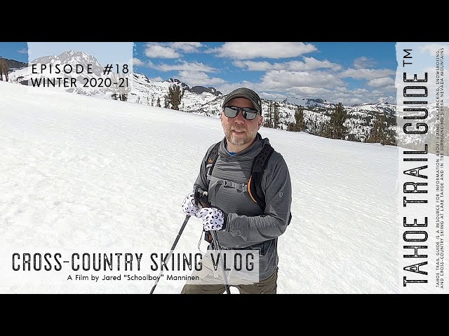 Outdoor VLOG 18: Day 100 of XC Skiing for 2020-21