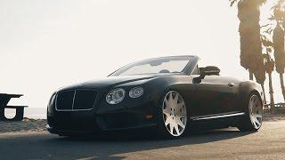 mrr hr3 wheels on bentley continental gt convertible
