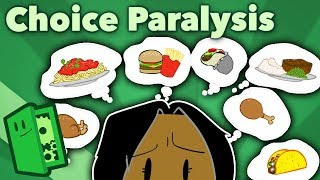 Choice Paralysis - Too Much of a Good Thing - Extra Credits thumbnail