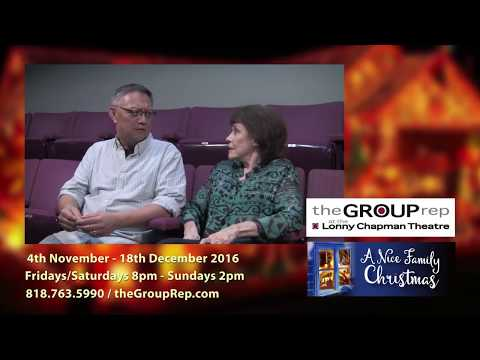 A NICE FAMILY CHRISTMAS  A Chat With Marcia Rodd