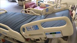 Used Refurbished Hill Rom P3200 Versacare Hospital Bed