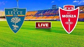 Lecce Monza live streaming | seguiamo in diretta lecce monza Serie B