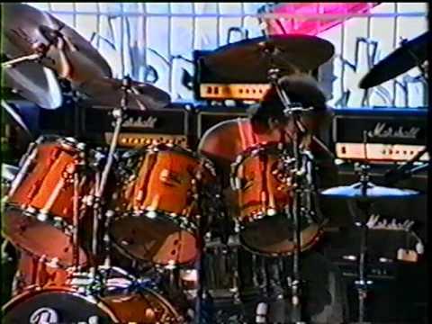 Guitar Center Drum-off 1989, Santa Ana, CA - Ferna...