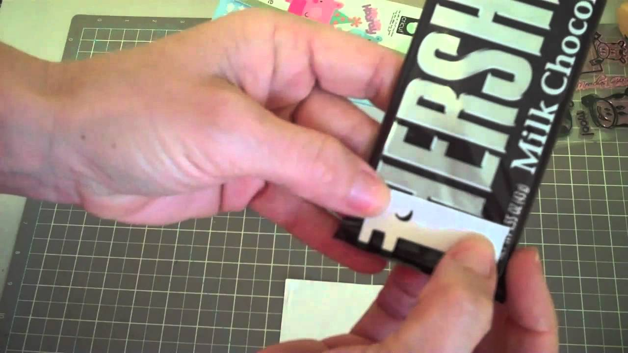 How To Make A Hershey Bar Candy Cake Bouquet