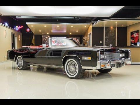 1976 Cadillac Eldorado For Sale Youtube