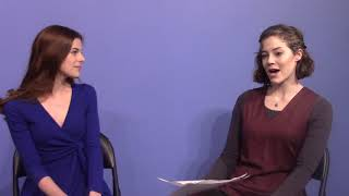 Mira & Shelley Scene - On Camera Workshop