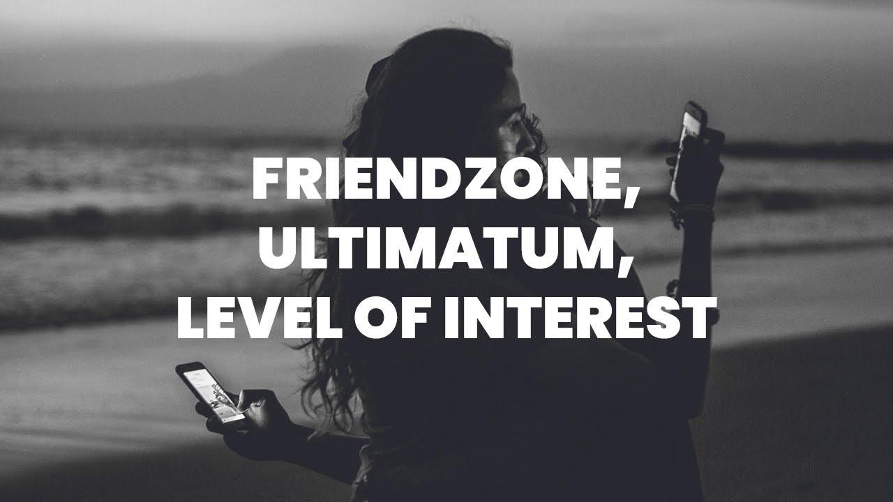 Flirten friendzone