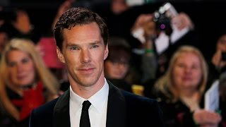 Benedict Cumberbatch out for The Hobbit: The Battle of the Five Armies premiere