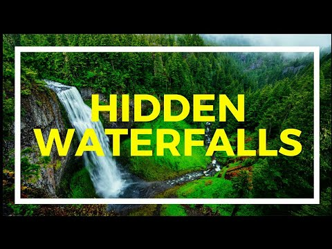 HIDDEN WATERFALLS IN JAMAICA THAT WILL TAKE YOUR BREATH AWAY 2018 HD
