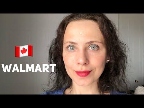Walmart Store In Canada 🇨🇦